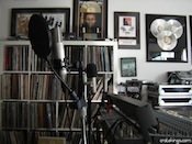 DJ Revolution's Home Studio
