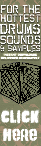 For The Hottest Drums Sounds & Samples Instant Downloads Click Here