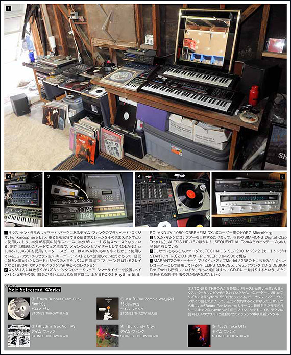 dam-funk-studio