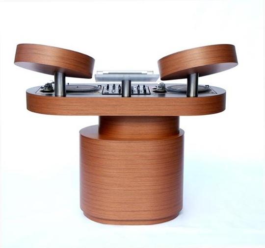 Akai Furniture Custom DJ Tables & Booths Rodriquez