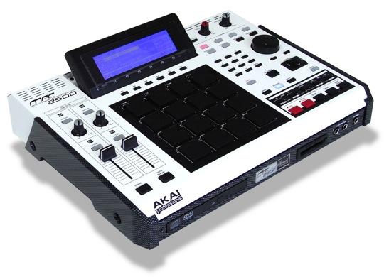 akai-mpc2500se