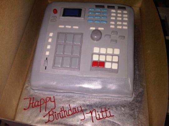 mpc-3000-cake