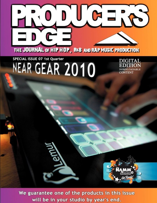 producers-edge-namm-2010