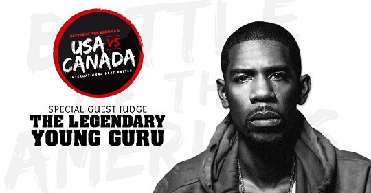 young guru battle of the americas
