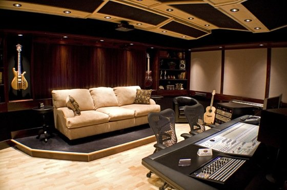 Excellent 17 Best Ideas About Recording Studio Design On Pinterest Inspirational Interior Design Netriciaus