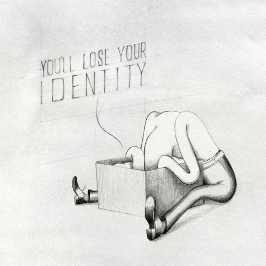 lose identity Illustrator Stefan Glerum captures the insanity of Crate Digging | iCrates Magazine